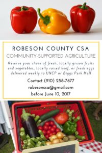 Cover photo for Buying Local Foods - Join Us for the 2017 CSAs!