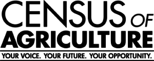 Census of Agriculture logo