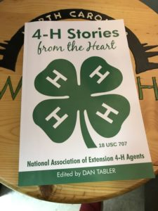 "Picture of book ""4-H Stories From the Heart"""