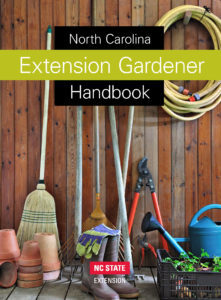 Front cover of Extension Master Gardener handbook