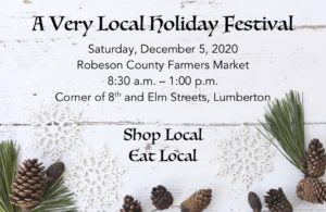 Very Local Holiday Festival Details