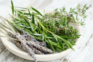 Cover photo for Cooking With Fresh Herbs