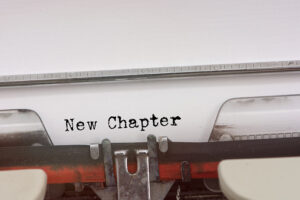 Cover photo for A New Chapter